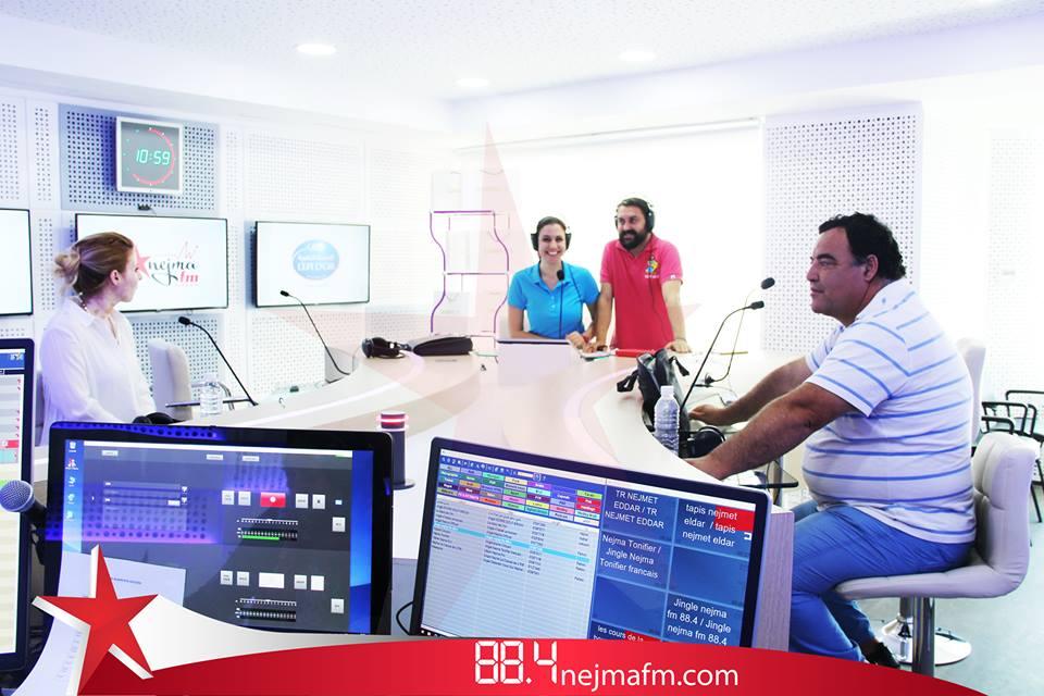 Radios Nejma ATV